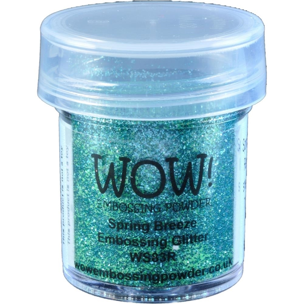 WOW Embossing Glitter SPRING BREEZE WS83R zoom image