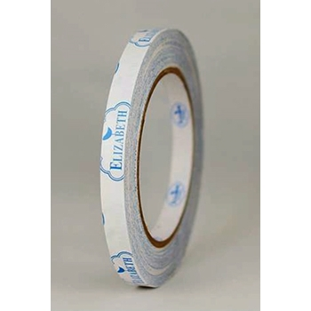 Elizabeth Craft Designs DOUBLE SIDED TAPE ROLL 0.4 Inches Clear Adhesive 020499
