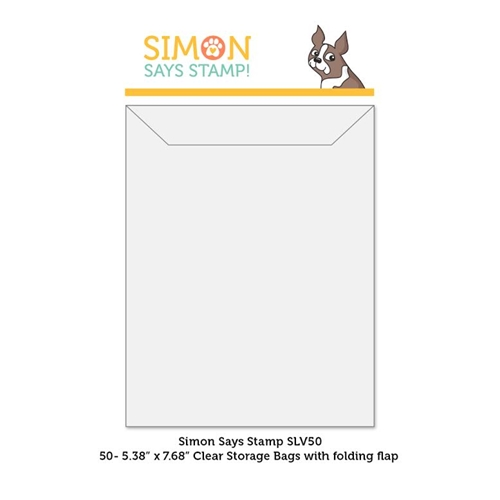 Simon Says Stamp Storage Pockets