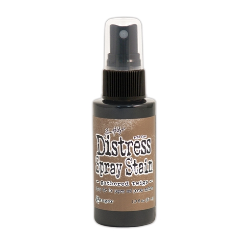 Tim Holtz Distress Spray Stain GATHERED TWIGS Ranger TSS42310 Preview Image