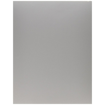 Bazzill SILVER METALLIC Heavy Weight 8.5 x 11 Cardstock 300290