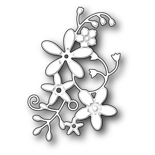 Simon Says Stamp CALLIOPE FLOURISH Craft Die s267 Preview Image