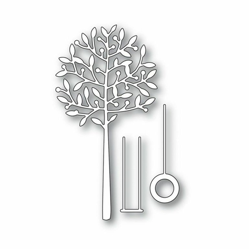 Simon Says Stamp WOODLAND TREE Craft Dies s251 * Preview Image