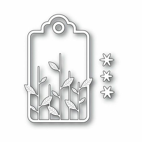 Simon Says Stamp GARDEN STEMS TAG Craft Dies s245 * Preview Image