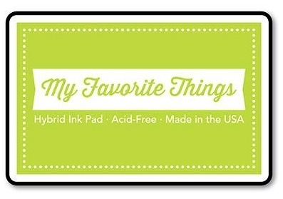 My Favorite Things LIMELIGHT Hybrid Ink Pad MFT 00527 Preview Image