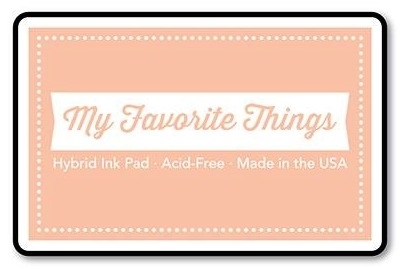 My Favorite Things PEACH BELLINI Hybrid Ink Pad MFT 00523 zoom image