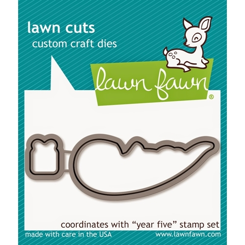 Lawn Fawn YEAR FIVE Lawn Cuts Dies LF808 Preview Image