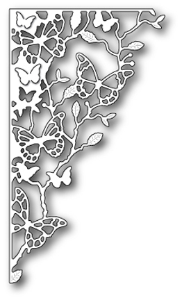 Memory Box SYLVAN CORNER Craft Die 99087 Preview Image