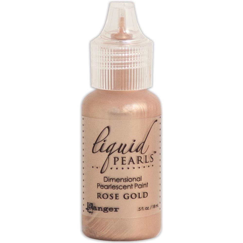 Ranger ROSE GOLD Liquid Pearls Pearlescent Paint LPL46820 zoom image