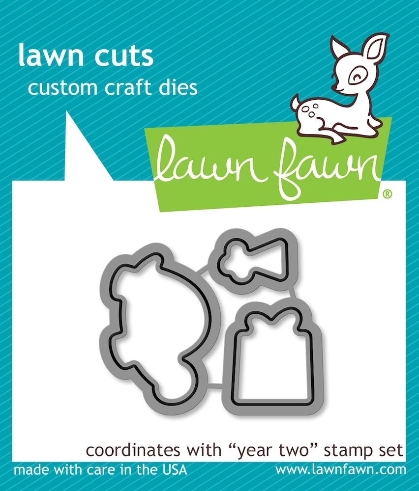 Lawn Fawn YEAR TWO Lawn Cuts Dies LF834 zoom image