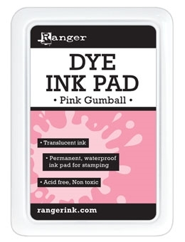 Ranger Dye Ink Pad PINK GUMBALL RDP42921 Preview Image