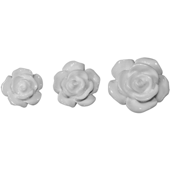 Tim Holtz Idea-ology HEIRLOOM ROSES Embellishments TH93210