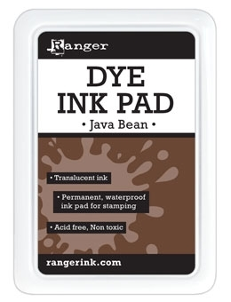 Ranger Dye Ink Pad JAVA BEAN RDP42891