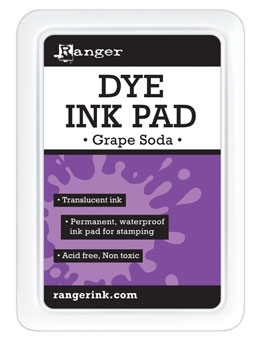 Ranger Dye Ink Pad GRAPE SODA RDP42884 Preview Image