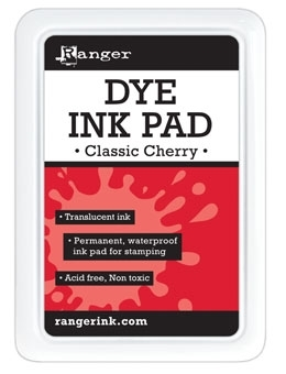 Ranger Dye Ink Pad CLASSIC CHERRY RDP42860 zoom image