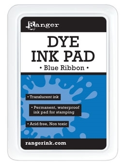 Ranger Dye Ink Pad BLUE RIBBON RDP42839 Preview Image