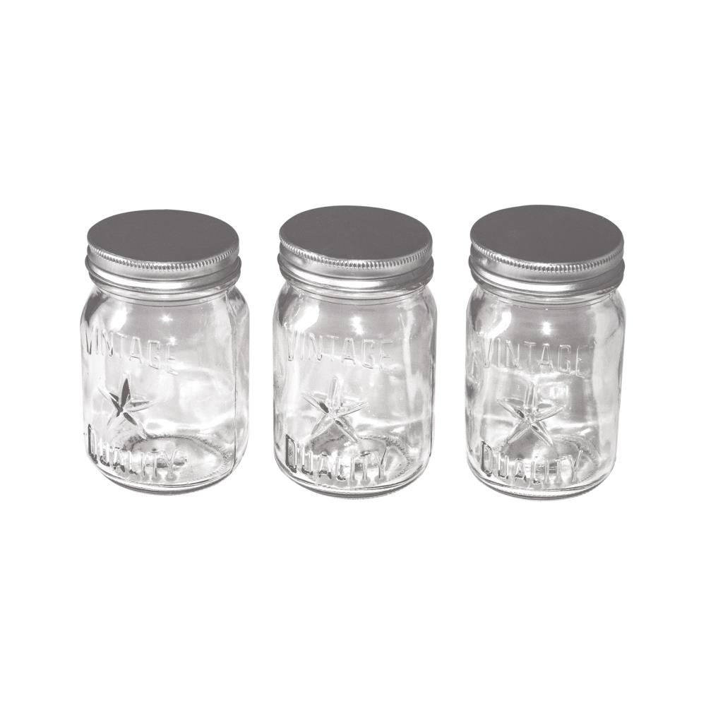 Tim Holtz Idea-ology MINI MASON JARS TH93202 zoom image