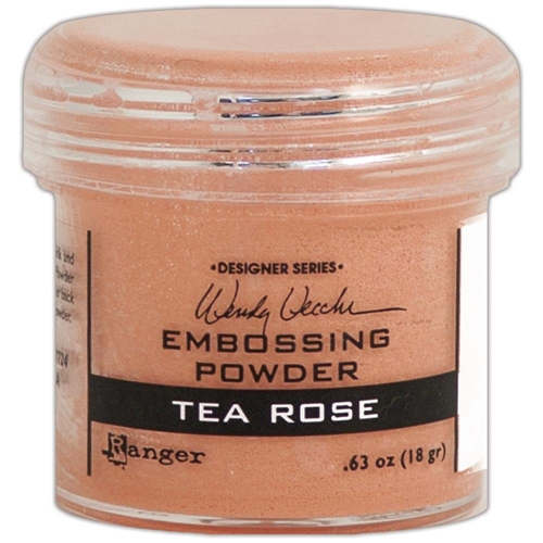 Ranger Wendy Vecchi Embossing Powder TEA ROSE WEP45748 Preview Image