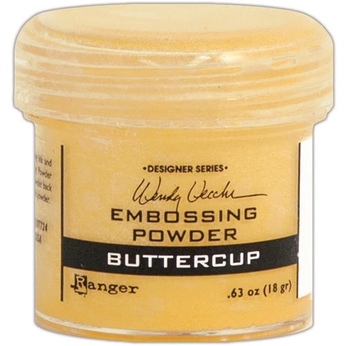 Ranger Wendy Vecchi Embossing Powder BUTTERCUP WEP45717 Preview Image
