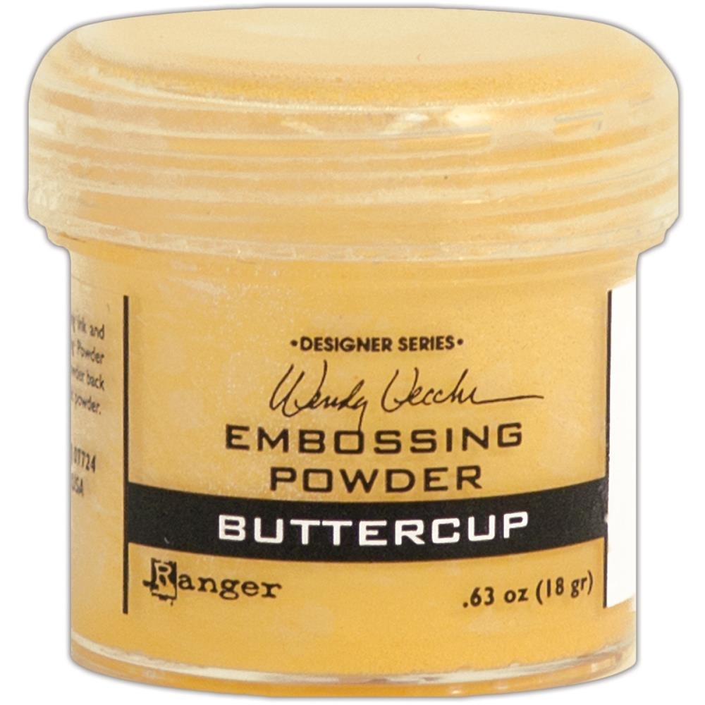 Ranger Wendy Vecchi Embossing Powder BUTTERCUP WEP45717 zoom image