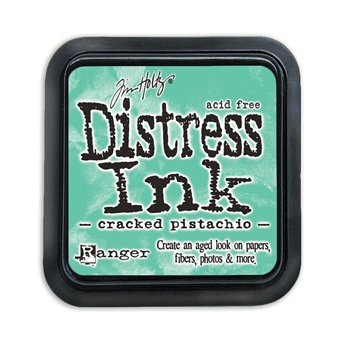 Distress ink pad Cracked Pistachio