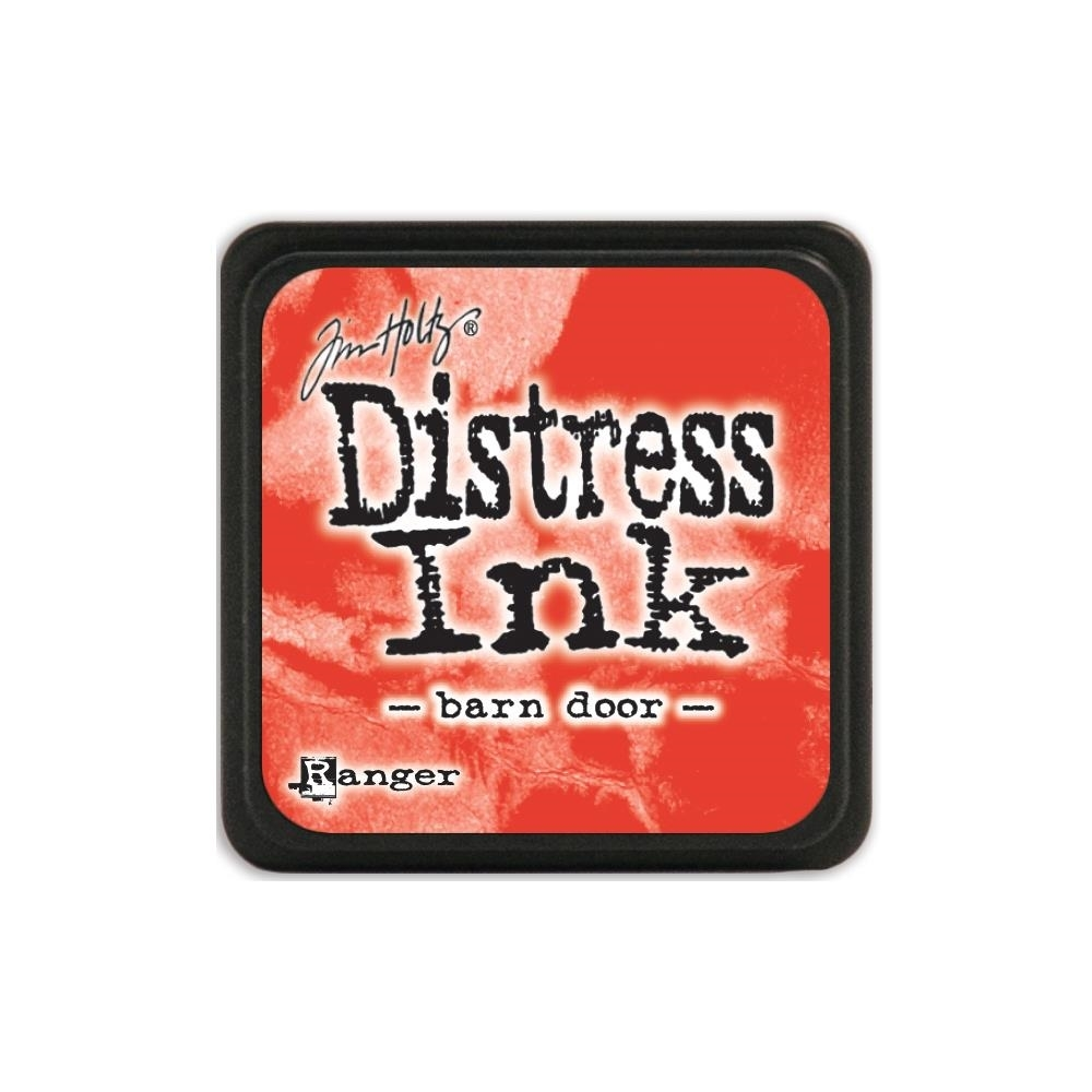 Tim Holtz Distress Mini Ink Pad BARN DOOR Ranger TDP39853 zoom image