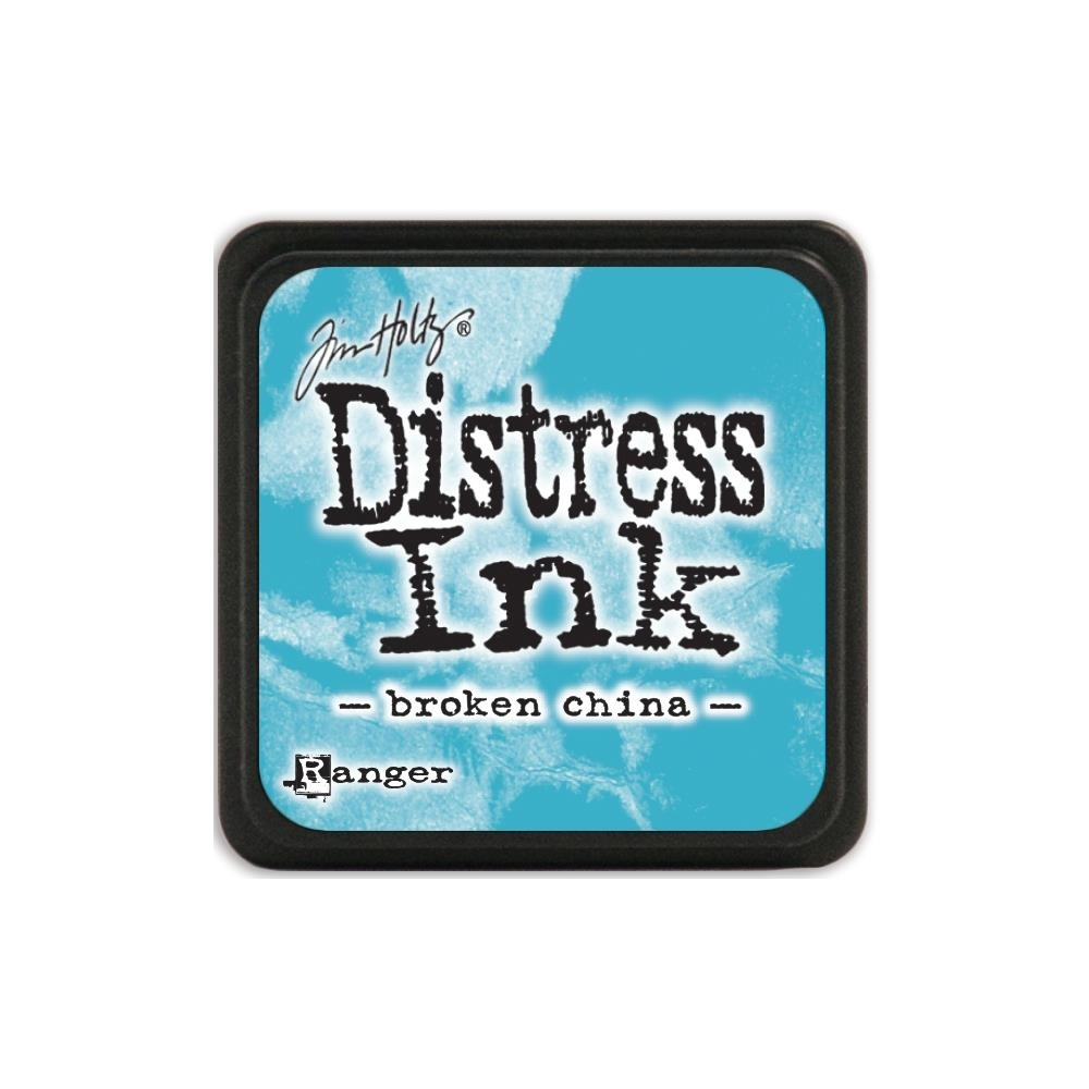 Tim Holtz Distress Mini Ink Pad BROKEN CHINA Ranger TDP39877 zoom image