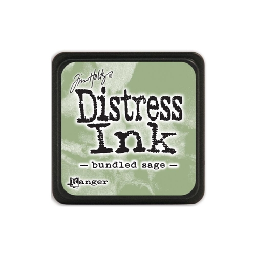 Tim Holtz Distress Mini Ink Pad BUNDLED SAGE Ranger TDP39891 Preview Image