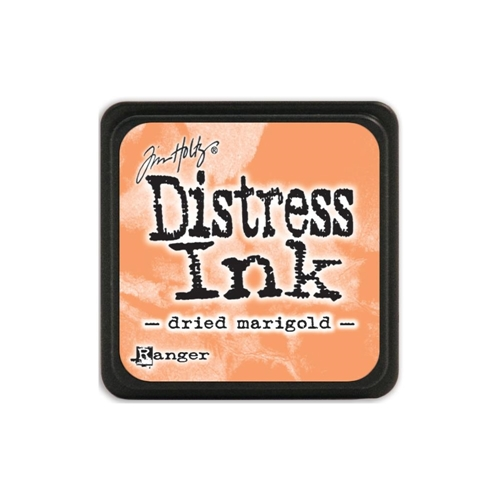 Tim Holtz Distress Mini Ink Pad DRIED MARIGOLD Ranger TDP39921