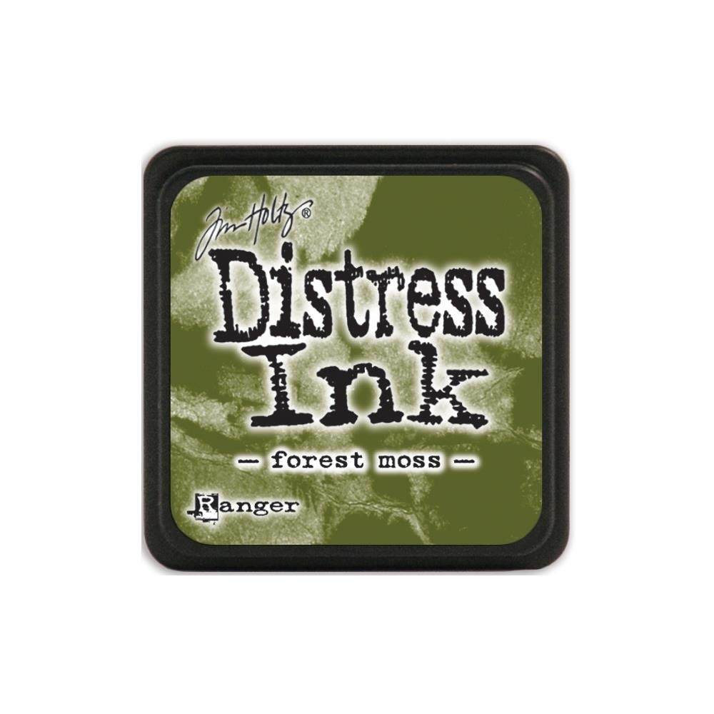 Tim Holtz Distress Mini Ink Pad FOREST MOSS Ranger TDP39983 zoom image
