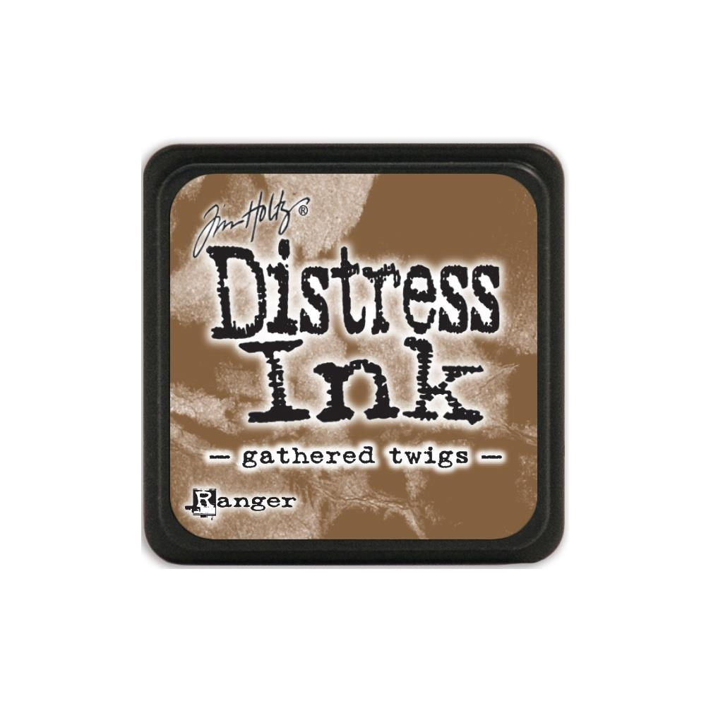 Tim Holtz Distress Mini Ink Pad GATHERED TWIGS Ranger TDP40002 zoom image