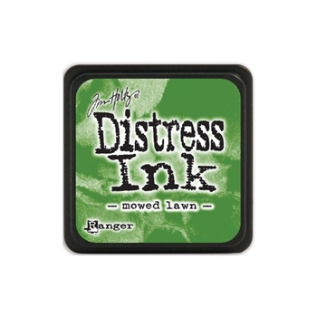 Distress Ink Mini Cube - Mowed Lawn