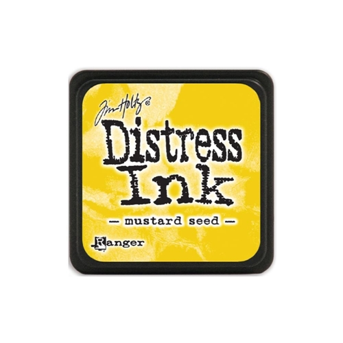 Tim Holtz Distress Mini Ink Pad MUSTARD SEED Ranger TDP40040 Preview Image