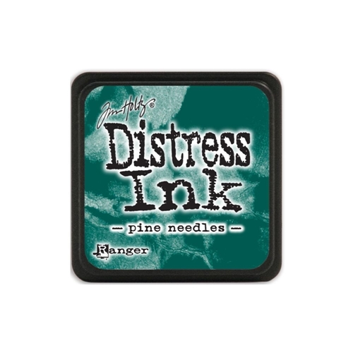 Tim Holtz Distress Mini Ink Pad PINE NEEDLES Ranger