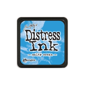 Tim Holtz Salty Ocean Mini Distress Ink Pad