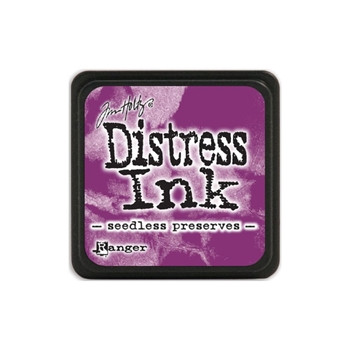 Distress Ink Mini Cube - Seedless Preserves