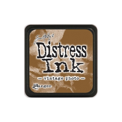 Tim Holtz Distress Mini Ink Pad VINTAGE PHOTO Ranger TDP40262