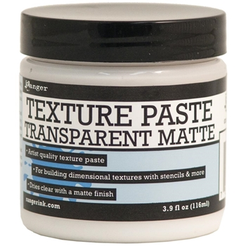 Ranger TEXTURE PASTE TRANSPARENT MATTE INK44727