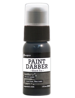 Ranger Paint Dabber BLACK TIE RAD43683 Preview Image