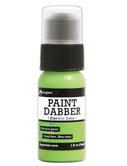 Ranger Paint Dabber ELECTRIC LIME RAD43744 Preview Image