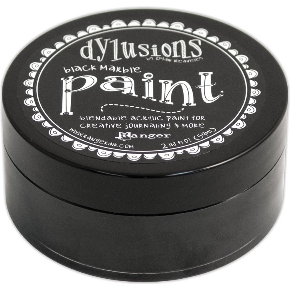 Ranger Dylusions Paint BLACK MARBLE DYP45946 zoom image