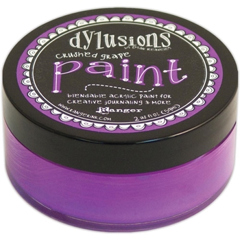 Ranger Dylusions Paint CRUSHED GRAPE DYP45960