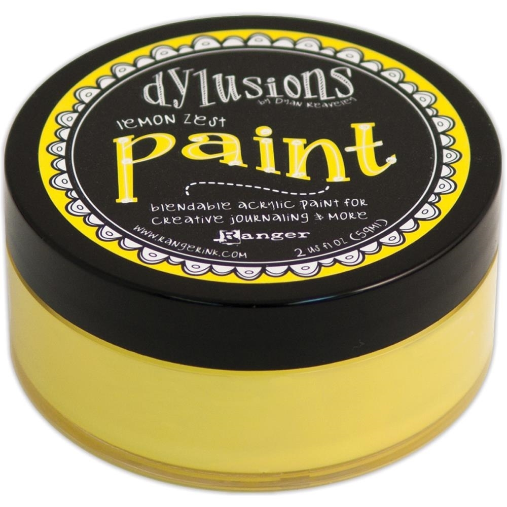 Ranger Dylusions Paint LEMON ZEST DYP45991 zoom image