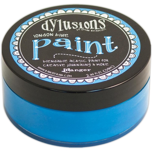 Ranger Dylusions Paint LONDON BLUE DYP46004 Preview Image
