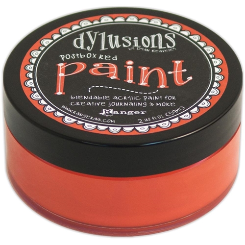 Ranger Dylusions Paint POSTBOX RED DYP46028 Preview Image