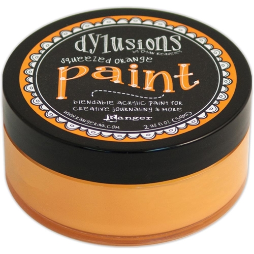 Ranger Dylusions Paint SQUEEZED ORANGE DYP46035 Preview Image