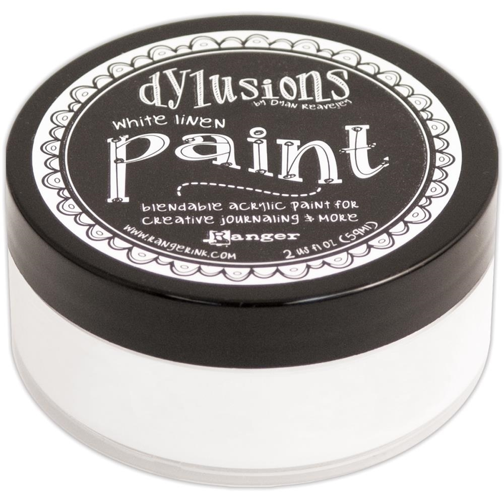 Ranger Dylusions Paint WHITE LINEN DYP46059 zoom image