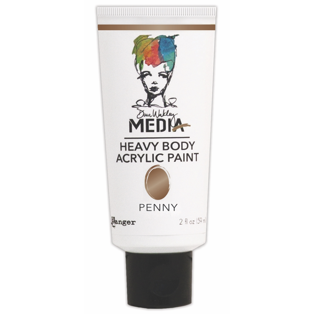 Dina Wakley Ranger PENNY Media Heavy Body Acrylic Paints MDP46394 zoom image