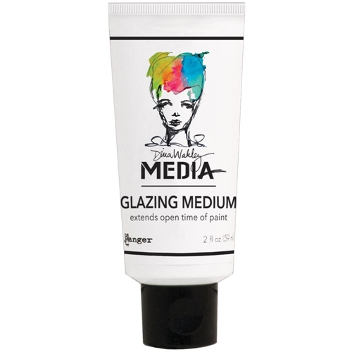 Dina Wakley Ranger GLAZING MEDIUM 2 OZ Media MDM46431 Preview Image