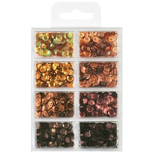 Cup Sequins BOX OF CHOCOLATE GC457B Preview Image